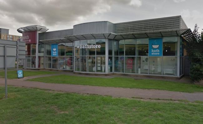 Bathstore in Basildon, one of seven stores in Essex at risk of closure