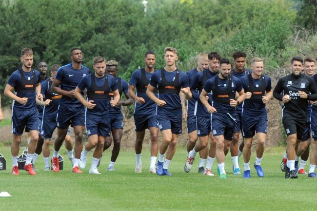Waiting - Southend United's squad are still waiting to find out when they will be back in pre-season training