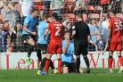 Controversial - Southend United conceded a dubious penalty at Walsall last season