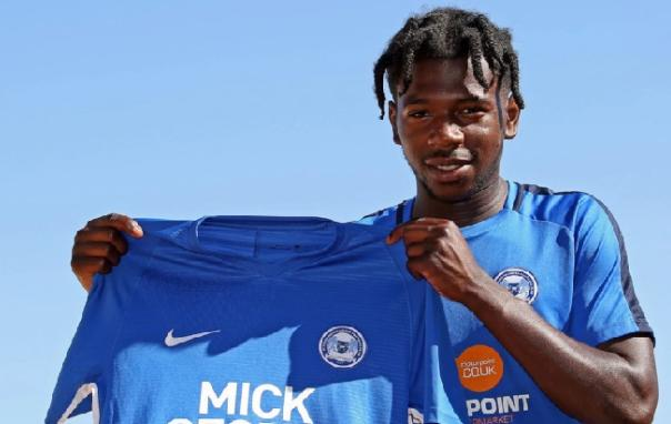 On trial - Isaac Buckley-Ricketts is expected to figure for Southend United this weekend  Picture: Joe Dent/theposh.com