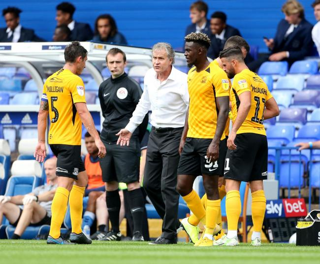 Frustrating start to the season - for Southend United manager Kevin Bond and his side