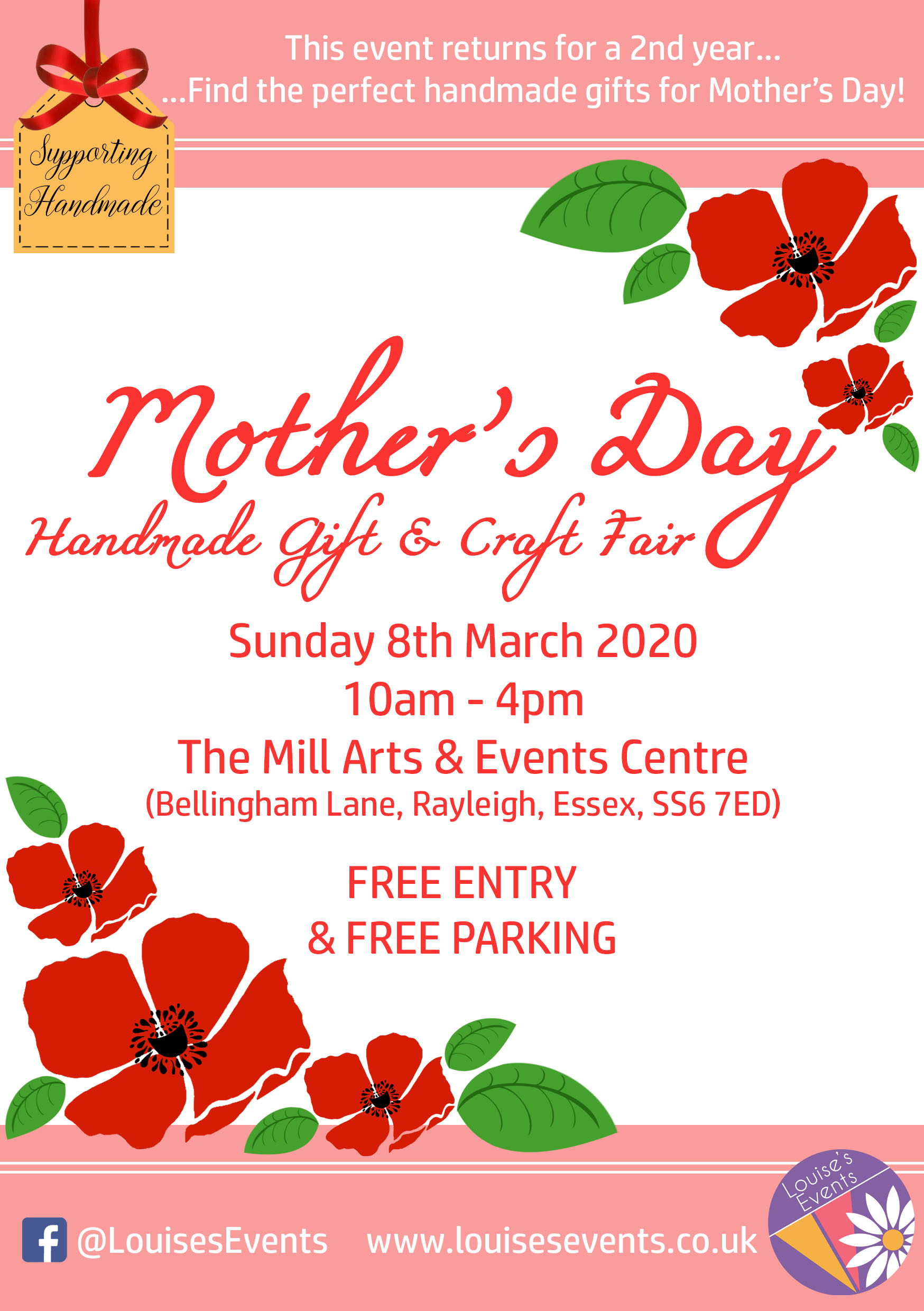 Mother's Day Handmade Gift & Craft Fair