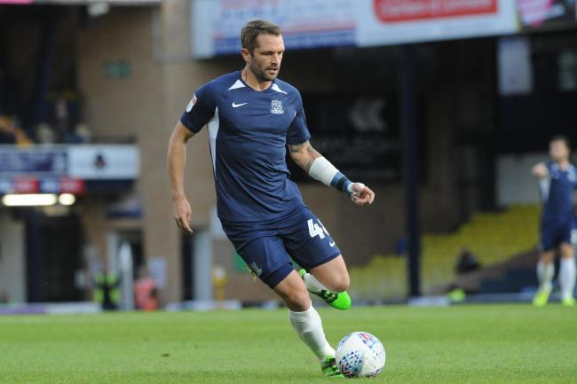 Back in contention - Southend United defender John White