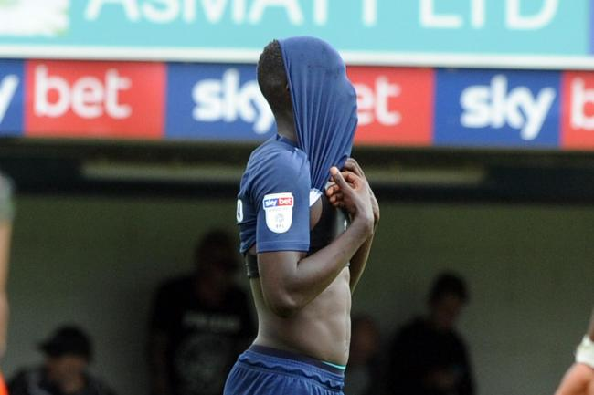 Tough time - for Southend United