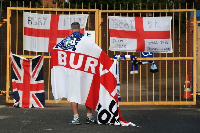 League One news: Heartbreak for Bury as club are expelled by