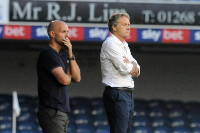 Under pressure - Southend United manager Kevin Bond