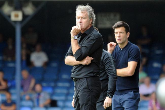 Not walking away - Southend United boss Kevin Bond