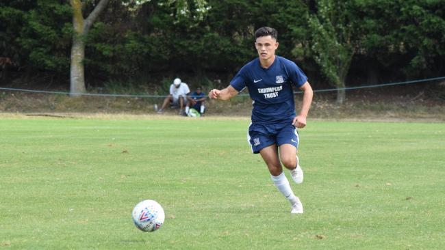 Successful comeback - for Southend United youngster Jon Benton