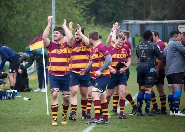 Plenty to celebrate - Westcliff won promotion last season