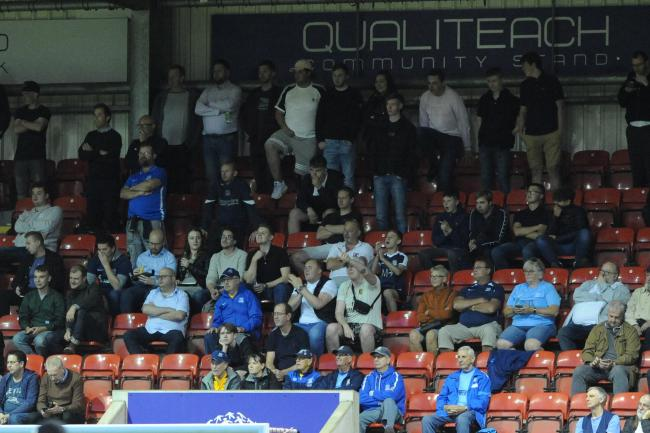 Tough time - for Southend United's supporters