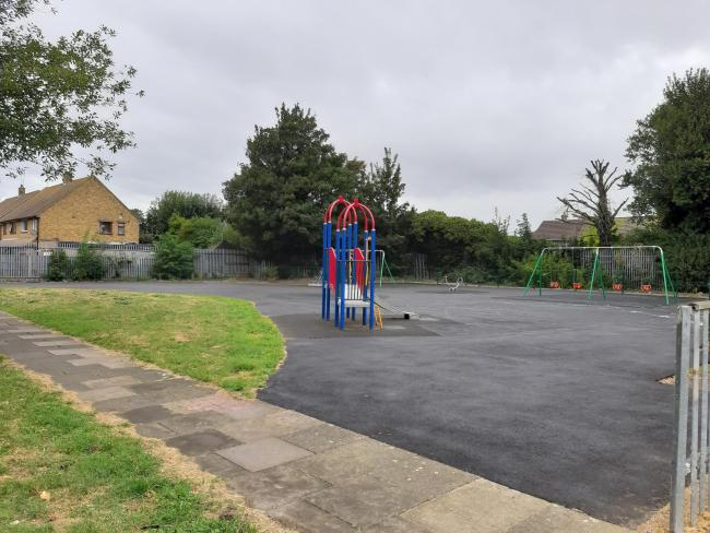 southend council play area