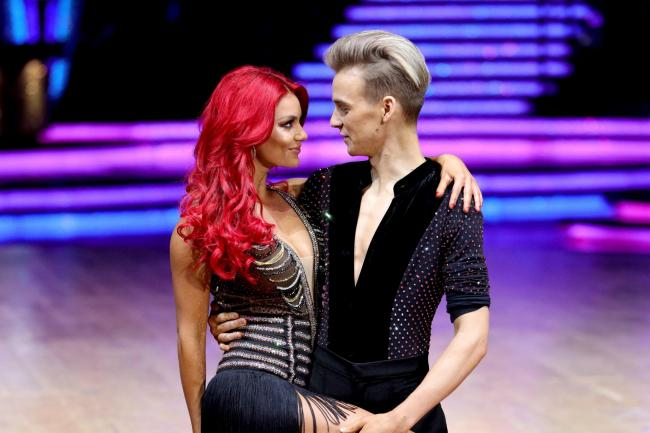 Dianne Buswell and Joe Sugg recall first meeting on Strictly