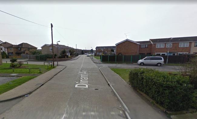 Dinant Avenue, on Canvey