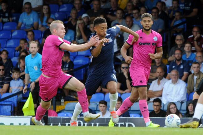 Late fitness test - for Southend United defender Nathan Ralph