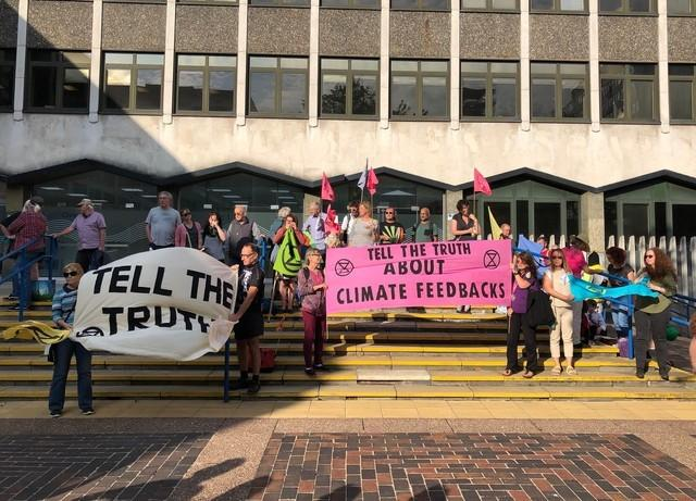 Protest - Extinction Rebellion