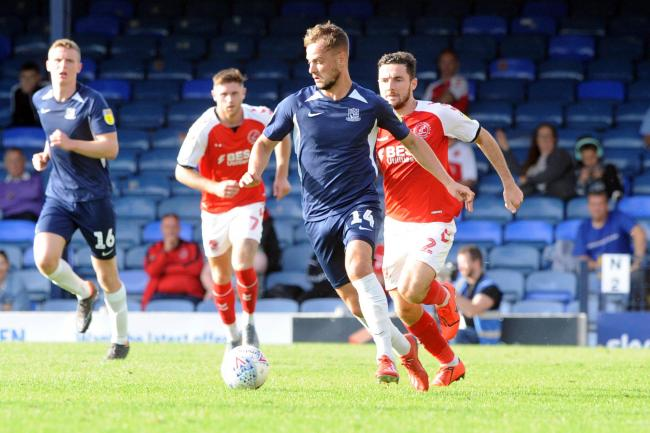 Back in the team - Southend United's Brandon Goodship