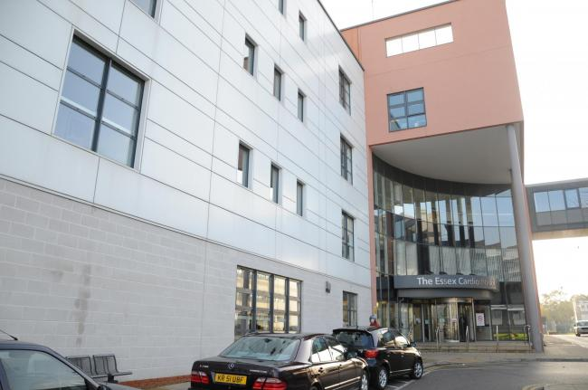 Ops halted - Essex Cardiothoracic Centre