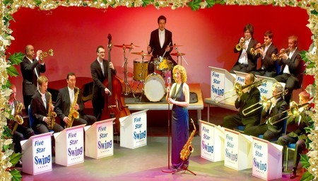 The Big Band at Christmas with Five Star Swing