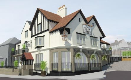 Plans - the Ship, Old Leigh