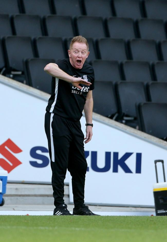 Forced into changes - Blues boss Gary Waddock