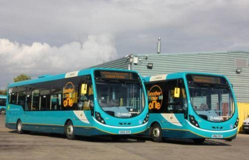 Arriva have pulled buses from their Southend services