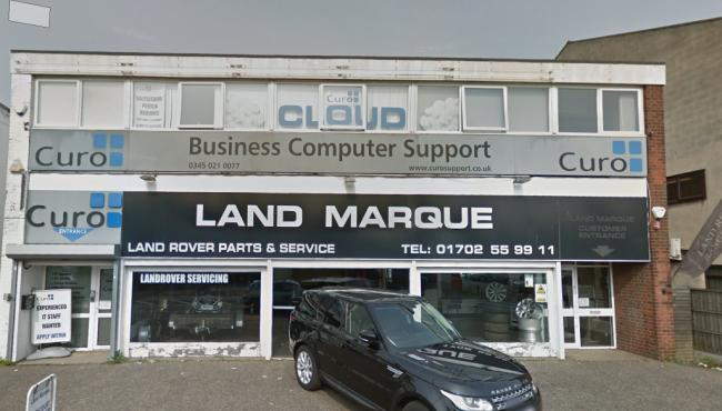 Closed - Land Marque in Hadleigh