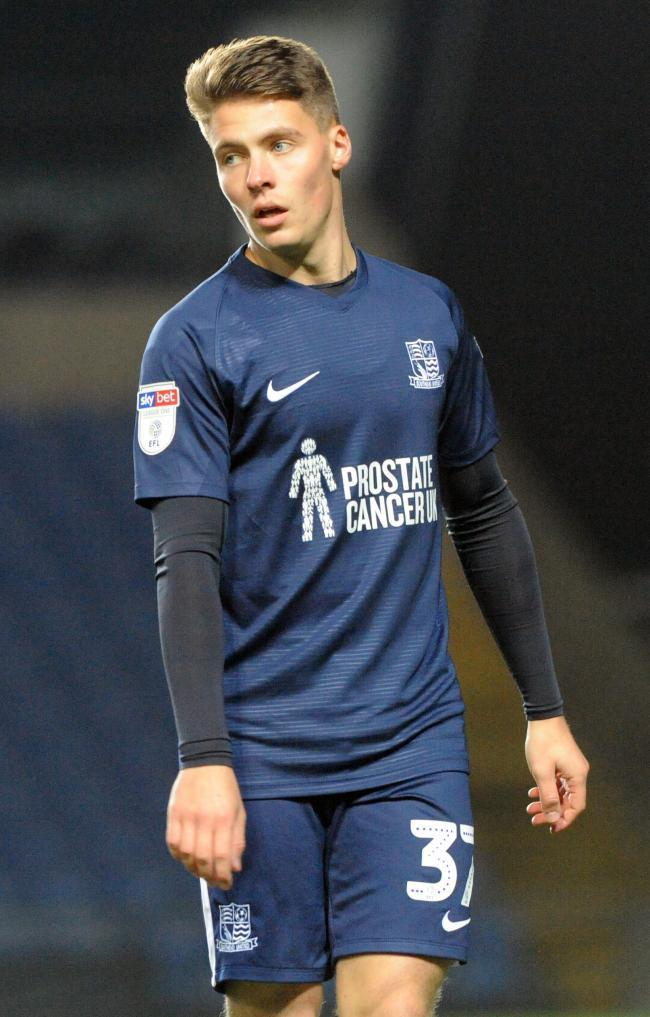 Joined the Beach Boys - Southend United youngster Tom Clifford