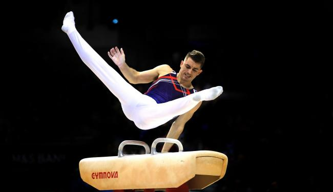 Pleased - Max Whitlock