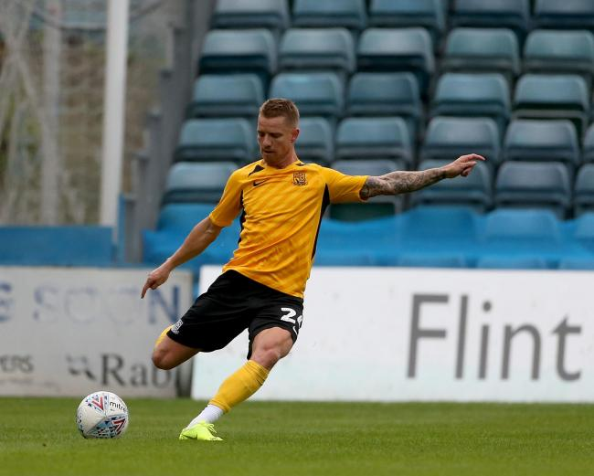 Staying put - Southend United defender Jason Demetriou
