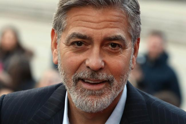George Clooney comments
