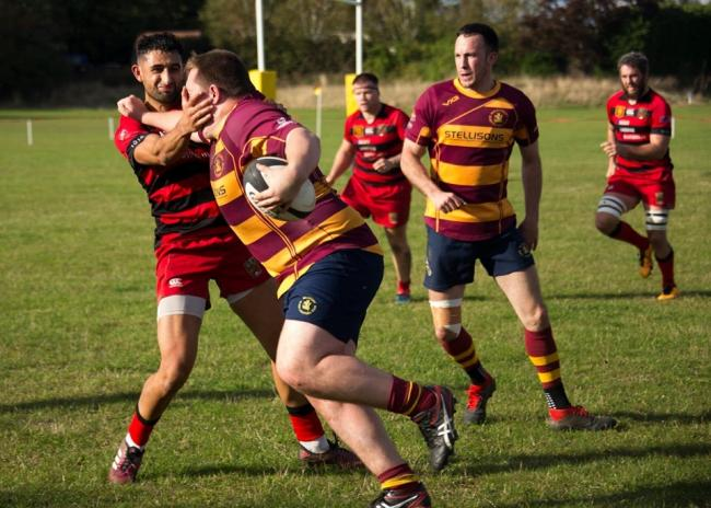 Wanting a win - Westcliff's Billy Morrant