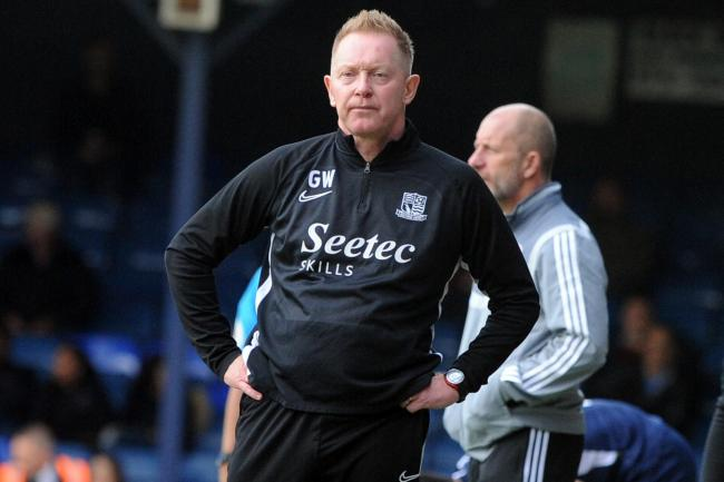 Staying in charge - Gary Waddock