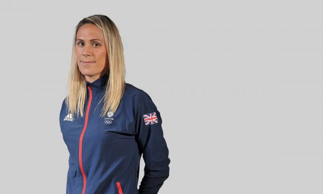 Marlow. United Kingdom. 04 October 2019. Wendy Martin (Beach soccer). TeamGB ANOC World Beach Games Athlete Summit. Bisham Abbey. Marlow. Buckinghamshire. UK.~ 04/10/2019.  MANDATORY Credit Garry Bowden/SIPPA - NO UNAUTHORISED USE - 07837 394578
