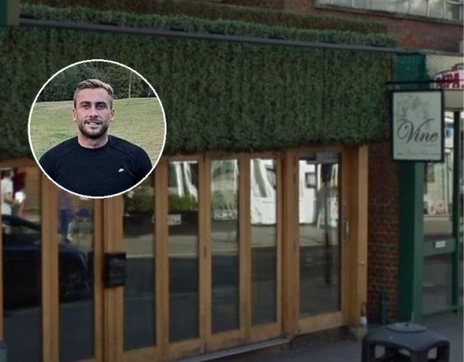Trouble-hit bar WILL be allowed to re-open... as long as ex-Blues player isn't the 'boss'