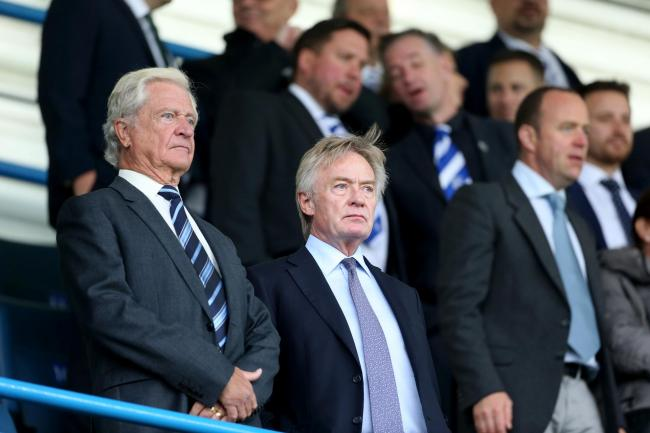 Still waiting to make an appointment - Blues chairman Ron Martin