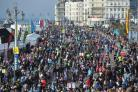 Runners can now register for Brighton Marathon 2022