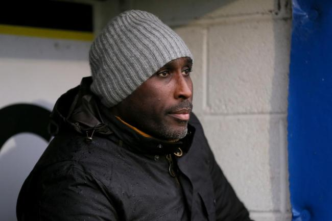 Back on the radar - Sol Campbell is being linked with Southend United