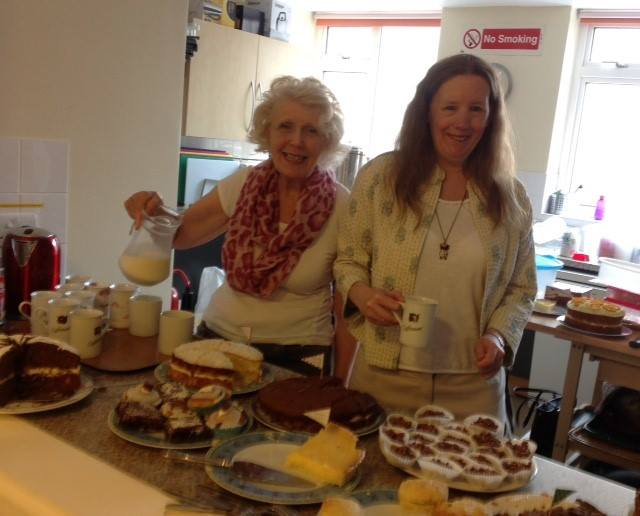 Halstead Art Group Coffee Morning