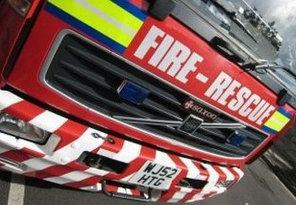 Man left homeless after pub roof catches fire
