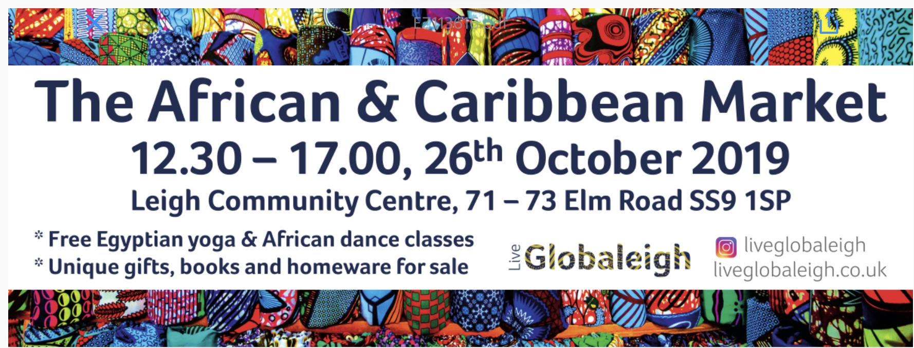 The African & Caribbean Market