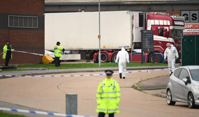 Man wanted in probe into 39 lorry deaths will be extradited to UK, judge rules