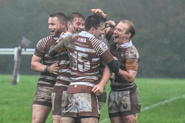 Celebration time - for Southend Saxons