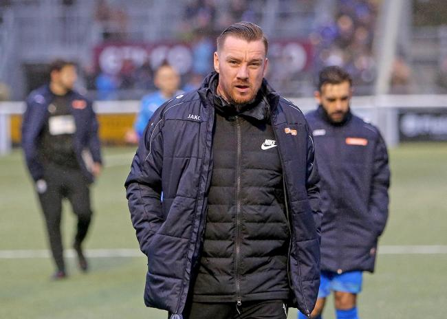 Eyeing three points - Jamie O'Hara Picture: NICKY HAYES/iCORE LTD