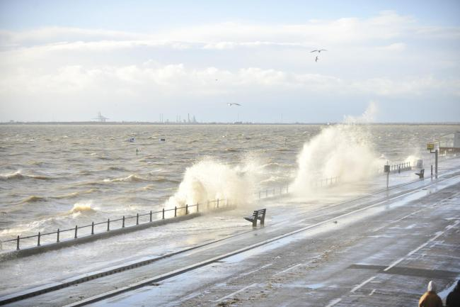 Windy weather is set to hit Essex tomorrow