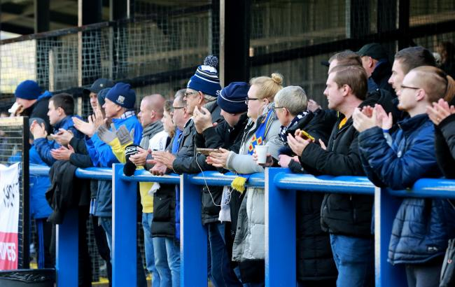 Frustrated - Southend United supporters
