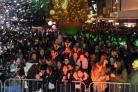 Enquiry - The Southend lights switch on event was attended by thousands