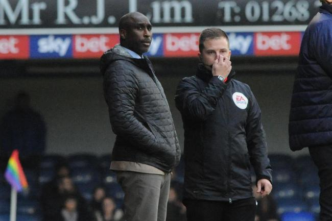 Keen to play out from the back - Southend United boss Sol Campbell