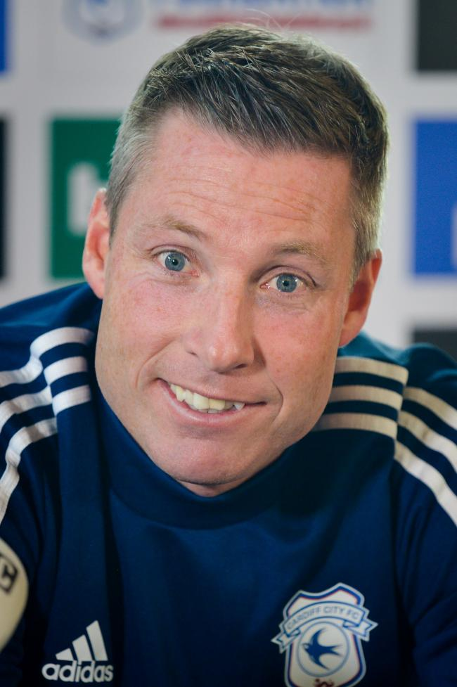 Good win - for Cardiff City boss Neil Harris