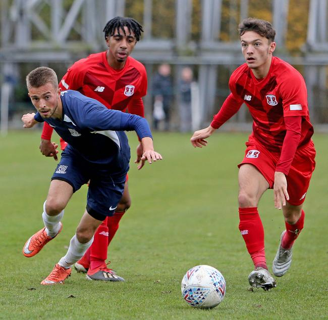 Getting back on track - Southend United midfielder Henry Burnett