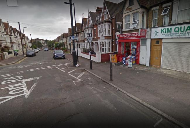 Community left in shock as man shot in busy street